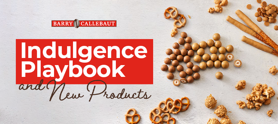 Barry Callebaut Brand Debuts Indulgence Playbook and New Caramel Aura; Laura Bergan Comments