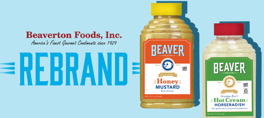 Beaverton Foods Celebrates Its 90th Year With Rebrand
