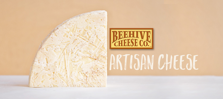 Beehive Cheese Captures Utah in Unique Line of Artisan Cheese