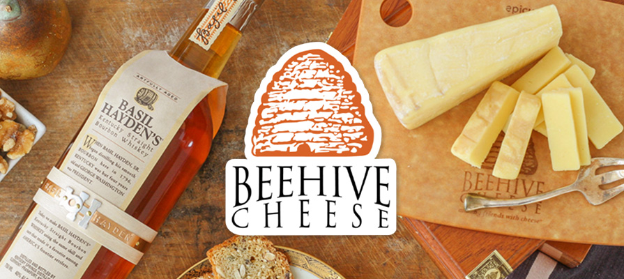 Beehive Cheese Partners with Basil Hayden's® Bourbon, Launches New Product
