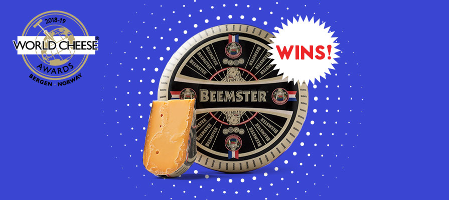 Beemster Cheese Wins Super Gold at the World Cheese Awards