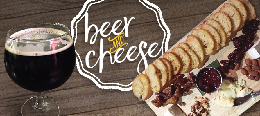 Beer & Cheese Pairings: Featuring Marin French, Bravo Farms, Shaft's Cheese with Sierra Nevada's Ovila® Abbey Quad with Plums