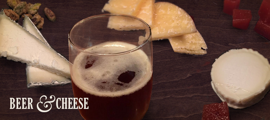 Beer & Cheese Pairings: Green Demon Slayer