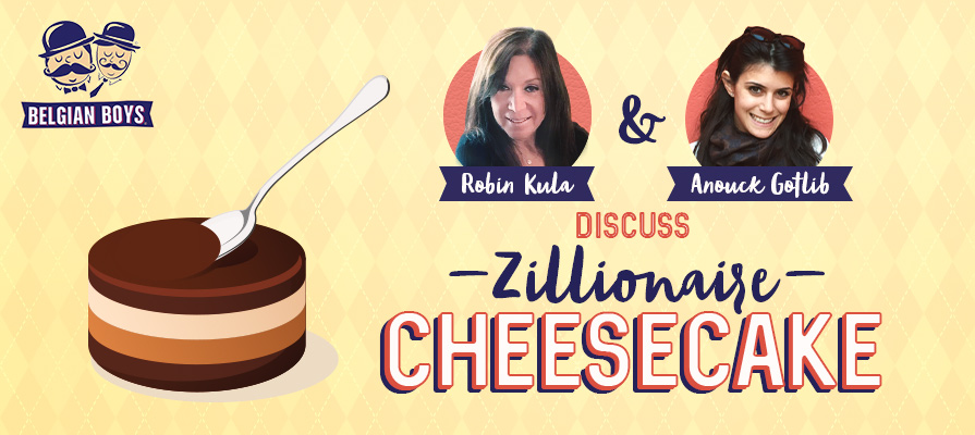 Belgian Boys Introduces Zillionaire Cheesecakes at Costco