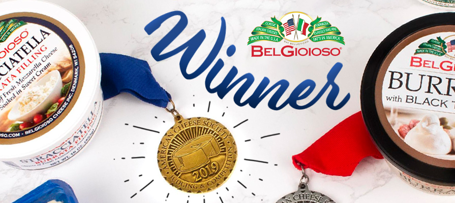 BelGioioso Cheese Wins 7 Medals at American Cheese Society Contest