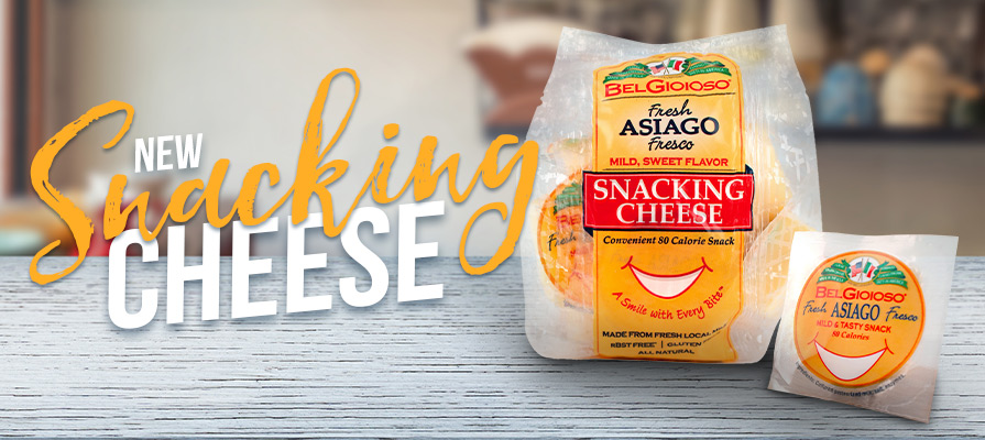 BelGioioso Cheese Introduces New Fresh Asiago Fresco