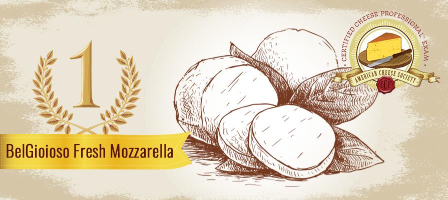 "BelGioioso Fresh Mozzarella Wins ""Best in Class"" at ACS"