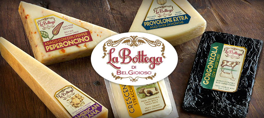 BelGioioso Introduces its New La Bottega di BelGioioso Boutique