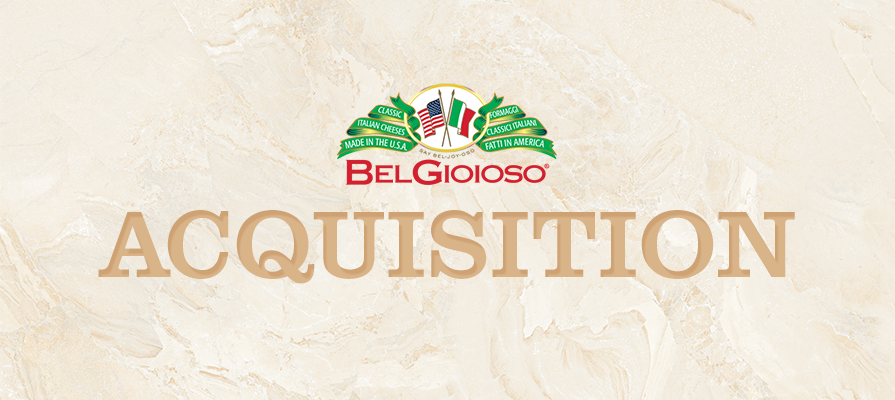 BelGioioso Cheese Announces Acquisition of Polly-O Brand; Errico Auricchio Comments