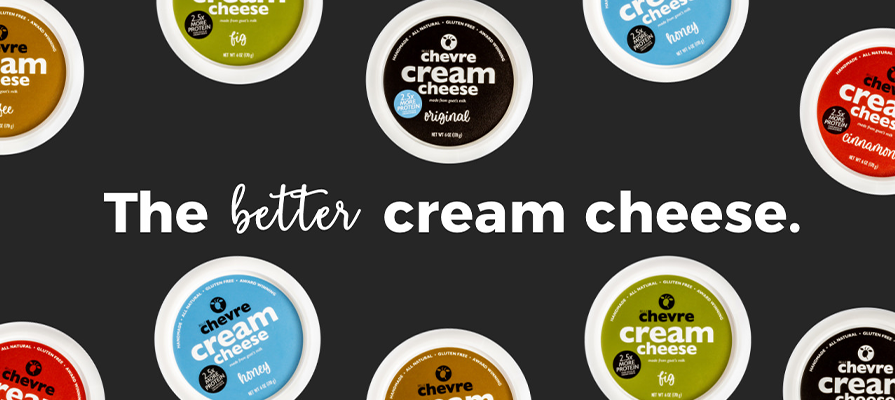 Belle Chevre Stands Out in the Dairy Aisle