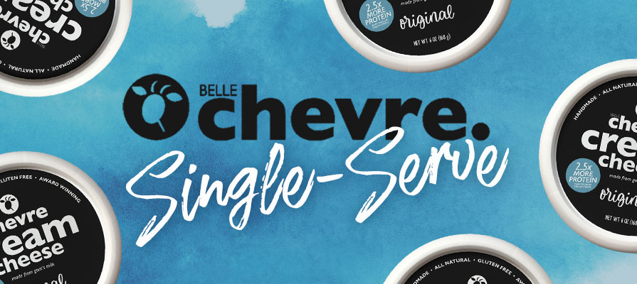 Belle Chevre Launches New Product For Foodservice