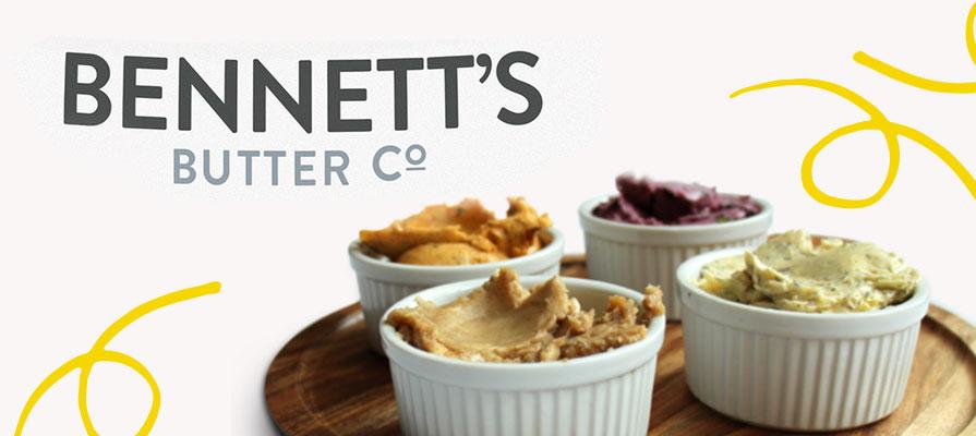 Bennett's Butter Co. Launches New Line