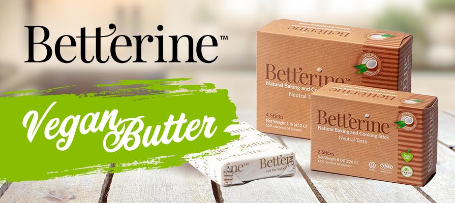 Betterine Introduces New Butter Alternative