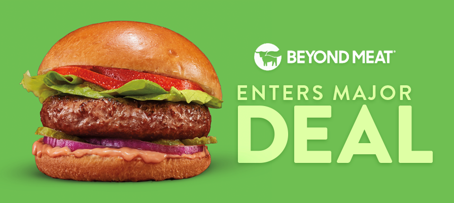 Beyond Meat Enters into Major Distribution Deal in Chinese Market