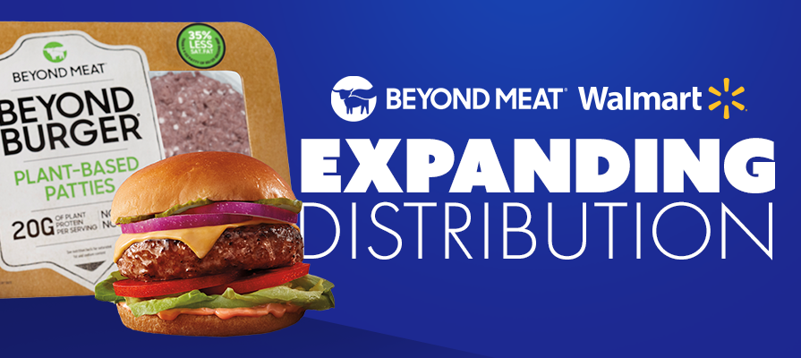 Beyond Meat® To Expand Walmart Distribution