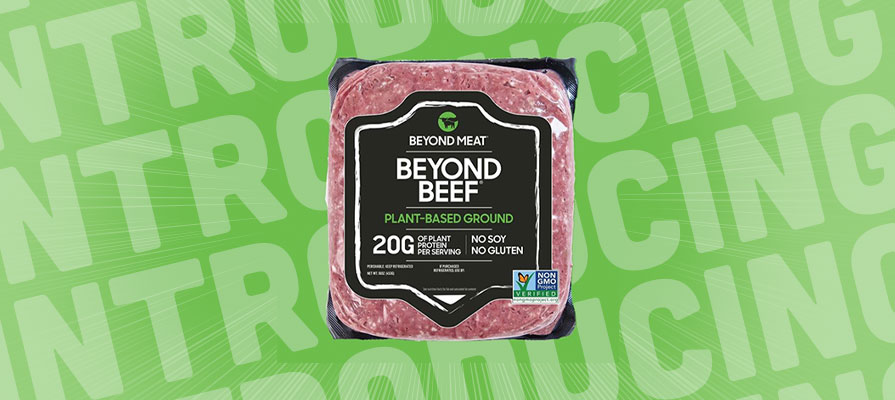 Beyond Meat To Sell New 'Ground Beef' Product At Whole Foods