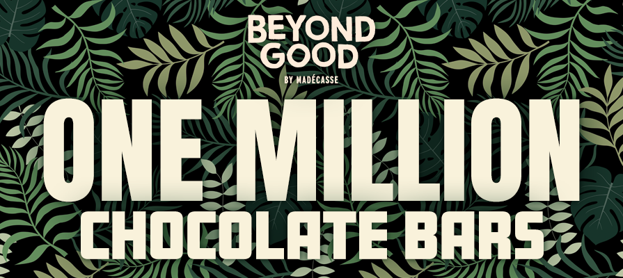 Beyond Good Celebrates One Year and One Million Bars at Africa's Most Modern Chocolate Factory