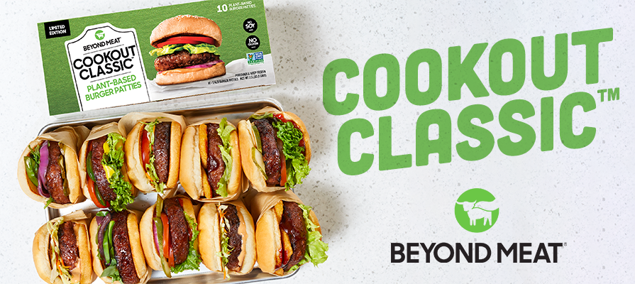 Beyond Meat Launches New Cookout Classic™ Line