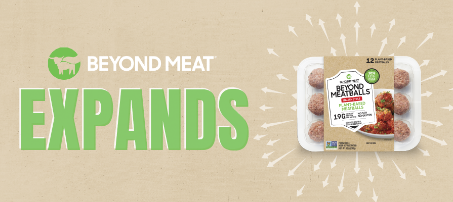 Beyond Meat® Expands Distribution