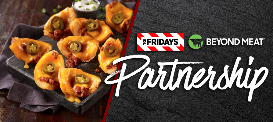 Beyond Meat® Partners With TGI Fridays®