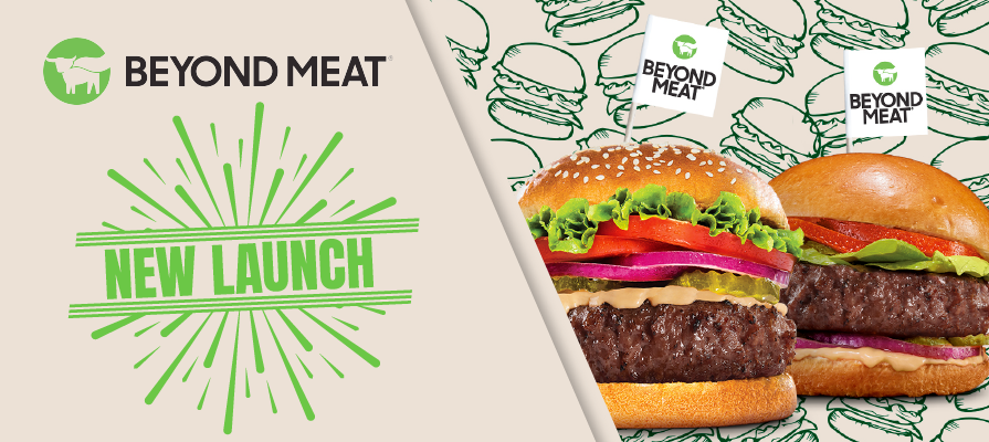 Beyond Meat® Unveils New Variations of Its Beyond Burger®
