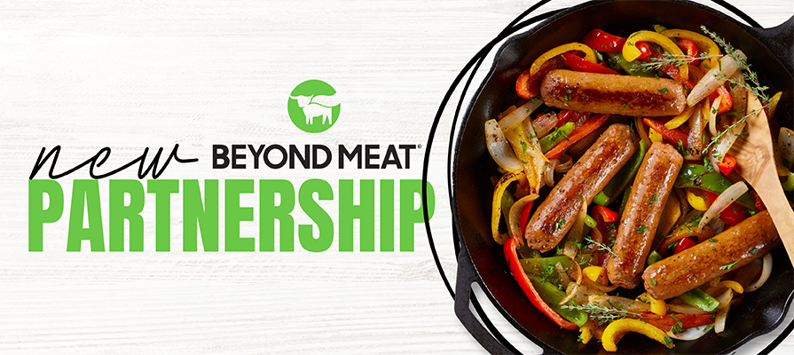 Beyond Meat Taps Celebrity Partnership