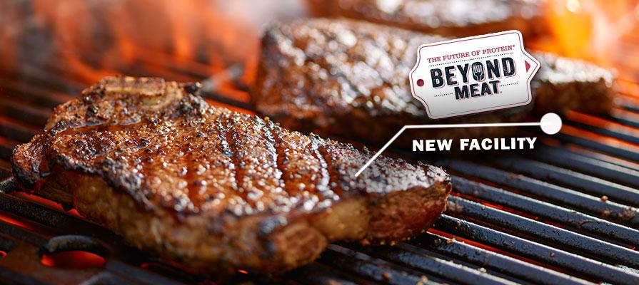Beyond Meat to Open New El Segundo Lab