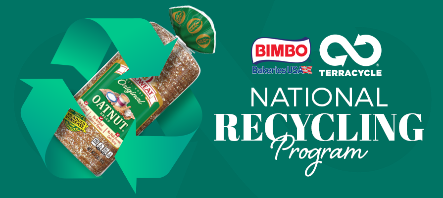 Bimbo® Bakeries USA Launches National Recycling Program