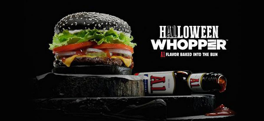 Burger King Brings the Black Burger Concept to the U.S.