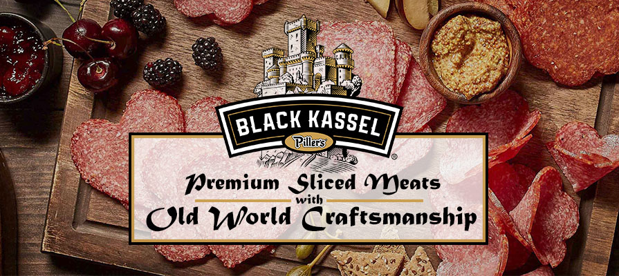 Piller's Black Kassel Line of Premium Sliced Meats Showcases Old World Craftsmanship