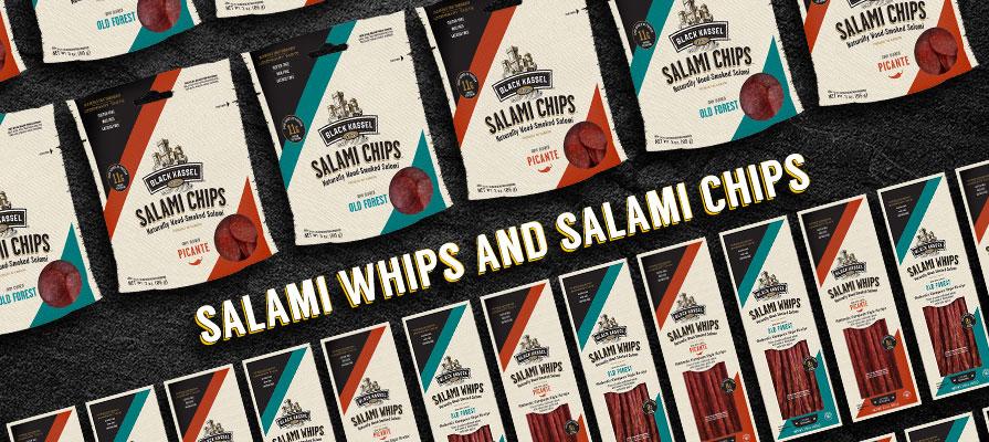 Piller's Fine Foods' Stephanie Egan Talks Black Kassel's New Salami Whips and Salami Chips