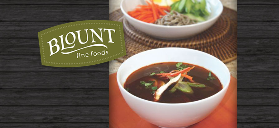 Blount Fine Foods Launches Thai-Style Coconut Broth and Vegetable Broth