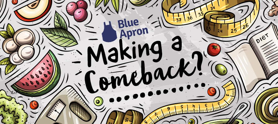 Blue Apron Stages Comeback With Exciting New Partnership, CEO Brad Dickerson Discusses