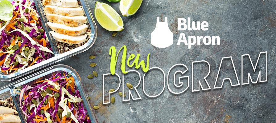 Blue Apron Announces New Meal Prep Kit Program