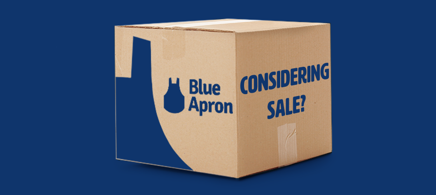 Blue Apron Weighs Multiple Strategic Options