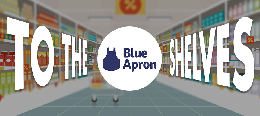 Blue Apron To Sell Kits in Grocery Stores as Meal Kit Market Heats Up