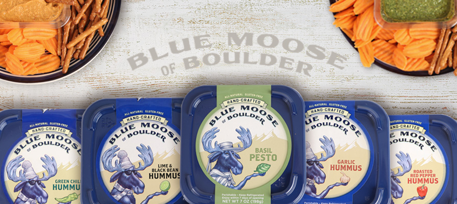 Blue Moose of Boulder Captures Flavor with Artisan-Crafted Spread Line