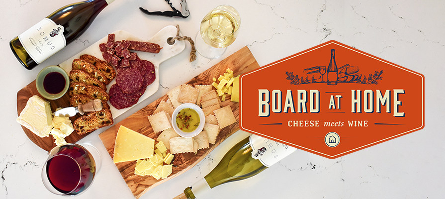 Board at Home Launches with Same-Day Delivery of Curated Artisanal Cheese, Charcuterie, and Wine Survival Kits in San Francisco Bay Area
