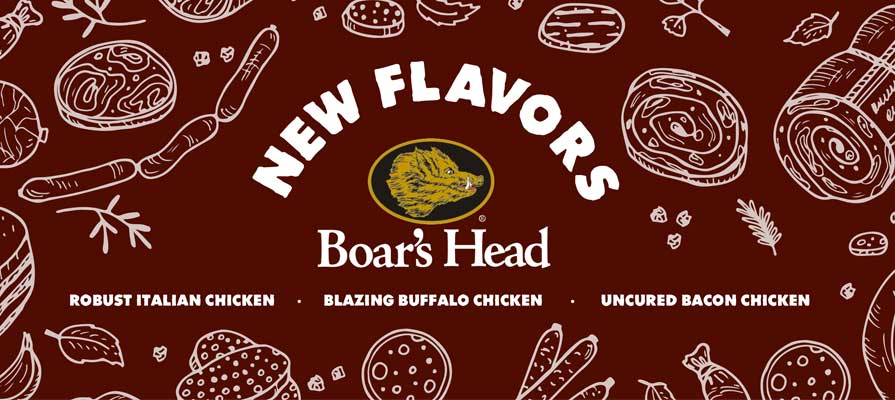 Boar's Head Brand Launches Three New Products