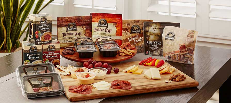 Boar's Head Showcases its New Premium Snack Line