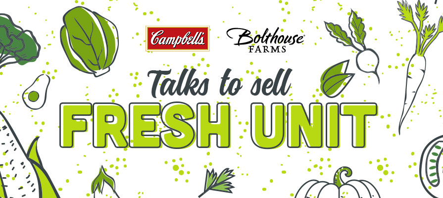 Reports: Campbell in Talks to Sell Fresh Unit to Investors Led by Former Bolthouse CEO Jeff Dunn