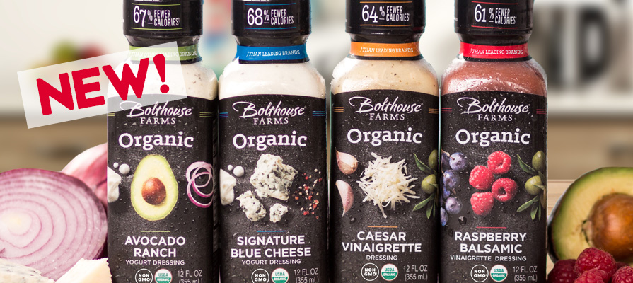 Bolthouse Farms® VP of Marketing Bill Lange Talks New Launch of Organic Dressing Line