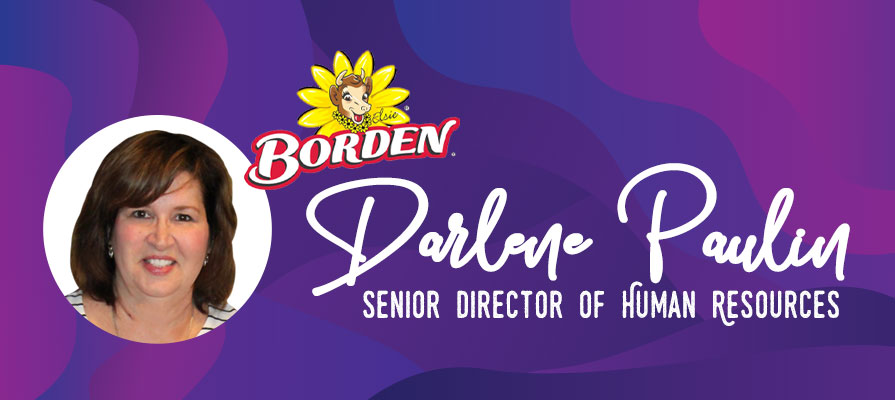 Borden Dairy Names Darlene Paulin as its New Senior Director of Human Resources