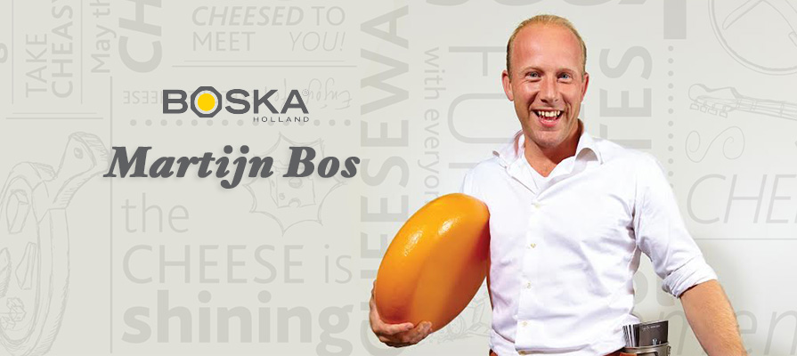 CEO Martijn Bos Takes Us Inside Boska Holland