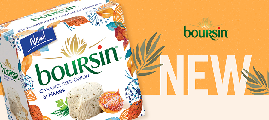 Boursin® Cheese Debuts New Seasonal Flavor; Jamee Pearlstein Shares