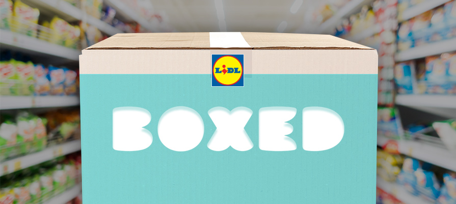 Boxed Forms New Partnership with Lidl