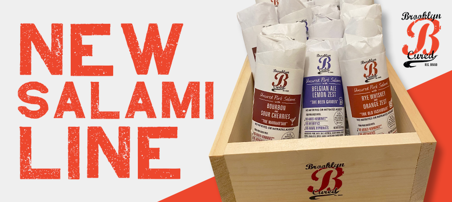 Brooklyn Cured Develops Merchandising Tools for New Salami Line