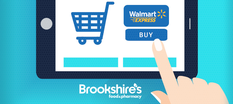 Brookshire Grocery Company to Acquire Several Walmart Expresses