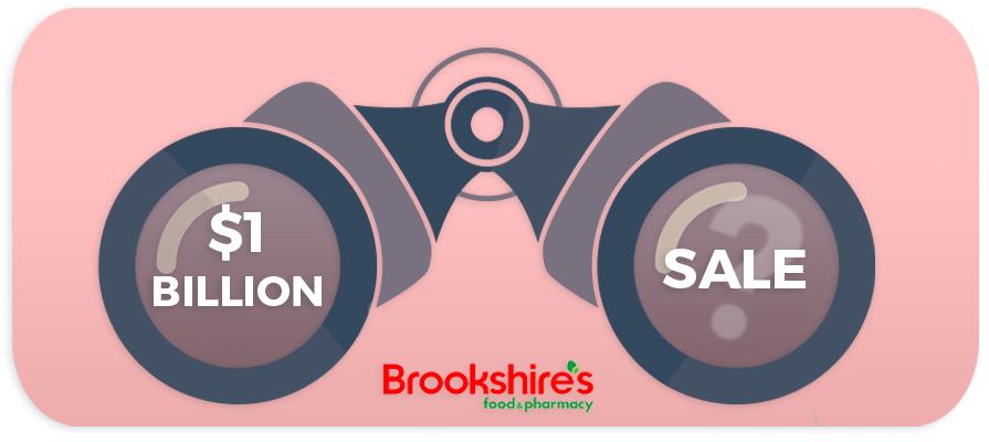 Brookshire Grocery Explores $1 Billion Sale