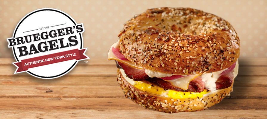 Bruegger's Bagels is Bringing Slow-Smoked Brisket to Its Winter Lineup